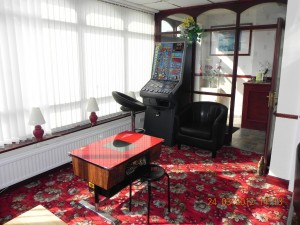 Fruit Machine and Miss Pacman
