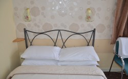 Bed in Room 4